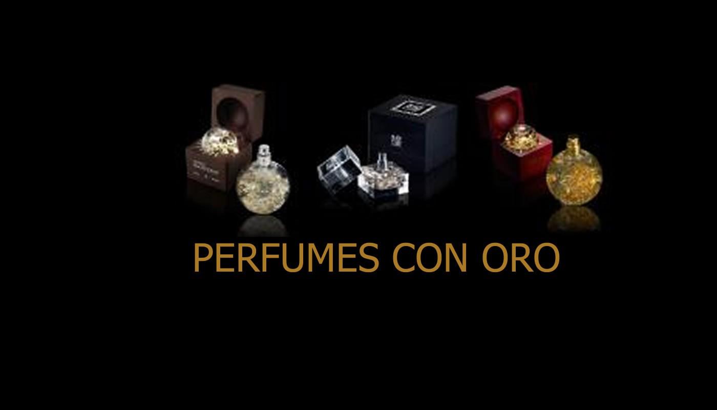 perfumes oro