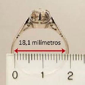 Medida de anillo