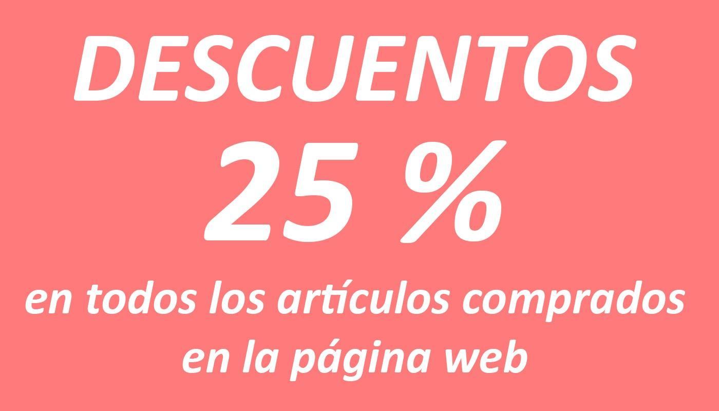 25% Dto